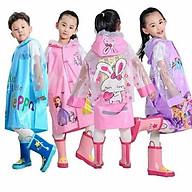 Áo mưa trẻ em Disney cao cấp thumbnail