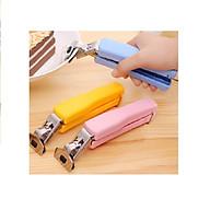 Dụng cụ kẹp gắp dĩa nóng có miếng lót cao su chống trầy xước tô, dĩa (giao màu ngẫu nhiên) thumbnail