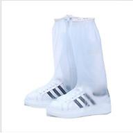 Bọc đi mưa cho giày dạng ủng, để chống trơn có dây kéo cao cấp trượt FF96 thumbnail