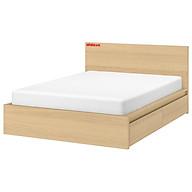 Giường ngủ cao cấp Honda - Thương hiệu alala.vn (1m4x2m) thumbnail