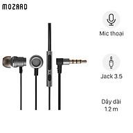 Tai nghe EP Mozard DS509-WB Xám - Hàng Chính Hãng thumbnail