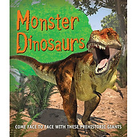 Fast Facts Monster Dinosaurs thumbnail