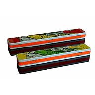 Hộp đựng phao đài 3 ngăn, hộp cá chép 45cm - Minh Phú thumbnail