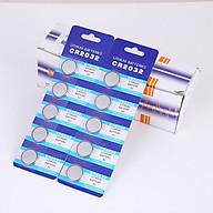 set 10 Pin cúc áo pin điện tử đồng hồ LR44 AG13 LR41 AG3 CR2032 loại tốt hàng chuẩn pin bền thumbnail