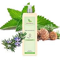 Dầu Massage Body Biyokea Premium - Awakening B10 (tỉnh táo) - 1000ml thumbnail