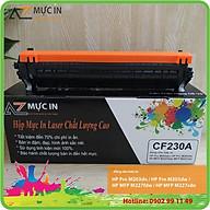 Hộp mực 30A dùng cho máy in Hp M203A, M227FDW In được 1600 trang, bản in đậm đẹp thumbnail