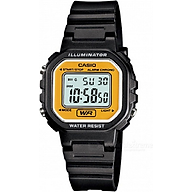 Đồng hồ Casio nữ dây nhựa LA-20WH-9ADF thumbnail
