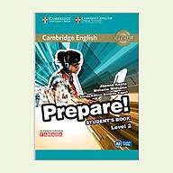 Cambridge English Prepare Level 2 Student s Book - FAHASA Reprint thumbnail