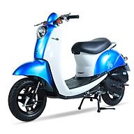 Xe ga 50cc Scoopy màu xanh biển thumbnail