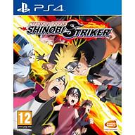 Đĩa Game Ps4 Naruto To Boruto Shinobi Striker - Hàng nhập khẩu thumbnail
