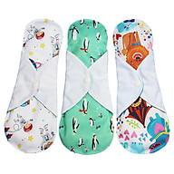 Băng vệ sinh vải WingPad - Mua 3 miếng 29cm - Tặng 1 miếng 17cm - Giao mẫu ngẫu nhiên thumbnail