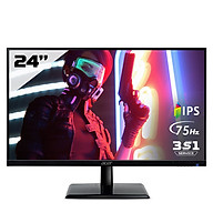 Màn hình Gaming Acer EK241Y ( 24 , IPS, 75Hz, 4ms ) - Hàng Chính Hãng thumbnail