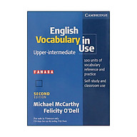 English Vocabulary In Use Upper Inter thumbnail