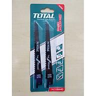 Bộ lưỡi cưa kiếm (cưa gỗ) Total TAC52644D thumbnail