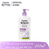 Gel Vệ Sinh Phụ Nữ Corine de Farme Intimate Gel Protect 250ml thumbnail