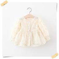 Váy đầm xoè bé gái - Kiểu dáng công chúa Hàng QC - IVT45 Size80-120 (6-21kg) thumbnail