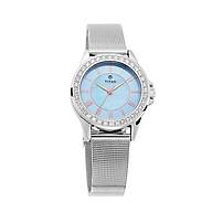Đồng hồ đeo tay nữ hiệu Titan 9798SM04 thumbnail