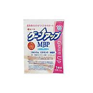 [Mẫu thử] Thực phẩm bổ sung Guun Up MBP Tăng chiều cao của Nhật Vị Dâu Sữa 10gr gói thumbnail