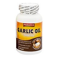 Viên Uống Dầu Tỏi Pharmekal Garlic Oil 500Mg (60 Viên) - Trắng thumbnail