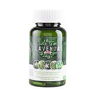 Viên uống phụ khoa Lavenda Plus bảo vệ sức khỏe, nhanh chóng đẩy lùi các triệu chứng bệnh phụ khoa, điều hòa kinh nguyệt, giảm huyết trắng, khí hư, ngăn ngừa viêm nhiễm nấm ngứa phụ khoa thumbnail