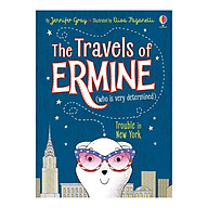 Usborne The Travels of Ermine (who is very determined) Trouble in New York thumbnail