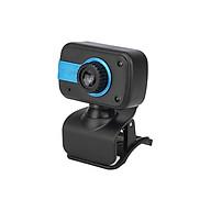 Portable HD Webcam 480P 30fps Camera with Mount Clip Built-in Microphone Notebook Laptop PC Desktop Computer Web Video thumbnail