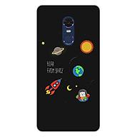 Ốp lưng dẻo cho điện thoại Xiaomi Redmi Note 4 _0510 SPACE06 - Hàng Chính Hãng thumbnail