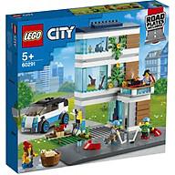 Đồ chơi LEGO City Nhà Phố 60291 thumbnail