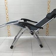 Ghế gấp thư giãn nhẹ, trọng lượng ghế 7.1Kg thumbnail