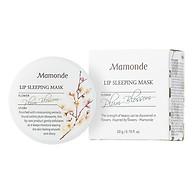 Mặt Nạ Ngủ Môi Dưỡng Ẩm Và Loại Bỏ Tế Bào Chết Da Môi Mamonde Aqua Peel Lip Sleeping Mask (20g) 110651184 thumbnail