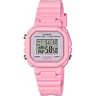 Đồng hồ nữ dây nhựa Casio LA-20WH-4A1DF thumbnail