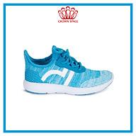 Giày Thể Thao Bé Trai Bé Gái Đi Học Siêu Nhẹ Crown Space UK Sport Shoes CRUK8022 Cho Trẻ em Cao Cấp Êm Thoáng Size 28-35 2-14 Tuổi thumbnail