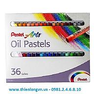 Sáp dầu 36 màu Pentel PHN-36 thumbnail