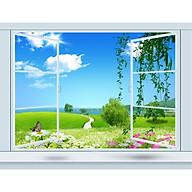 Giấy dán tường - Cửa sổ CS66 thumbnail