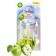 Lọ tinh dầu thiên nhiên Air Wick Linen in the air 19ml QT04989 - hương táo xanh thumbnail