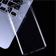 Ốp lưng silicon dẻo trong suốt siêu mỏng 0.6mm dành cho Vsmart Joy 1+ Plus thumbnail