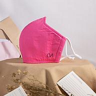 Khẩu Trang Sắc Xuân Duy Ngọc Cao Cấp - BST CẢM HỨNG MÙA XUÂN , hàng chính hãng, chất liệu linen (9837) thumbnail