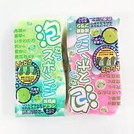 Mút rửa chén bát tạo bọt có bàn chải mềm Aisen KS351 (Túi 2 miếng) thumbnail