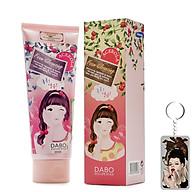 Sữa rửa mặt dưỡng ẩm Dabo Acerola Hàn Quốc 150ml Tặng Móc khoá thumbnail