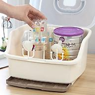 Khay Úp Bình Sữa Nhựa Sạch PP thumbnail