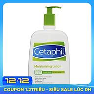 Cetaphil Moisturising Lotion 1 Litre thumbnail