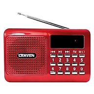 Loa Nghe Nhạc Usb Thẻ Nhớ Craven Cr-16 - Hàng Chính Hãng thumbnail