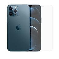Kính Cường Lực GOR dành cho iPhone 12 mini iPhone 12 & 12 Pro iPhone 12 Pro Max - Hàng Nhập Khẩu thumbnail