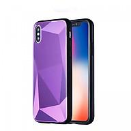 Ốp Lưng Mặt Kính 4 Chiều Như Kim Cương Dành Cho IPhone XS Max (6.5 ) thumbnail