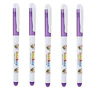Combo 5 cây Bút lông kim Beebee Thiên Long FL04 tím thumbnail