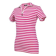 Áo Golf Nữ Ngắn Tay Kẻ Ngang - PGM YF023 thumbnail