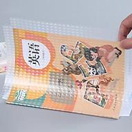 set 30 miếng dán bọc sách vở học sinh thumbnail