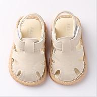 Dép sandal bé trai đế kếp êm chân và siêu bền DQ06 thumbnail