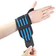 Băng đai quấn cổ tay tập gym bản 4 sọc dài AK22 cao cấp thumbnail