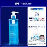 Gel tắm làm sạch làm dịu và bảo vệ da nhạy cảm La Roche-Posay Lipikar Lavant Shower Gel 400ml thumbnail